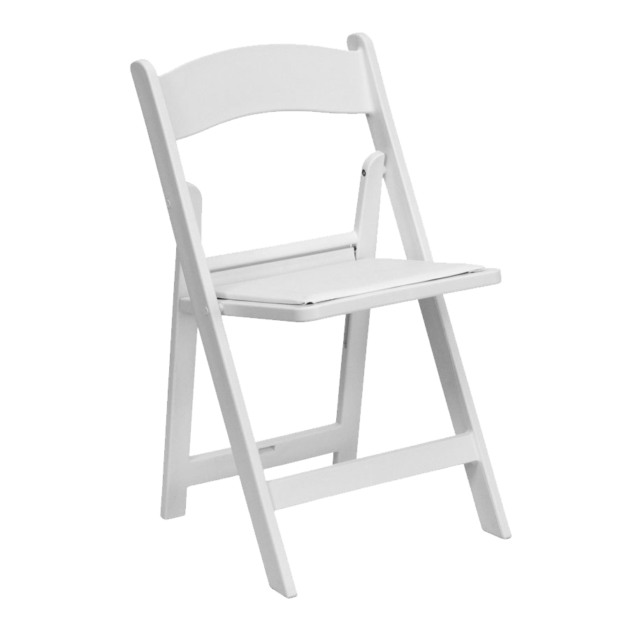 Chairman hire weathered oak white and beech cross back chairs - Napoleon Ice Chair